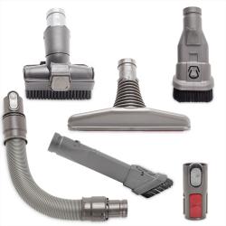 Düsen Set 6 Teile passend für DYSON V6, V7, V8, V10, V11, SV10 und SV11