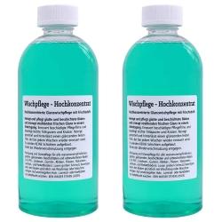 2x Reinigungsmittel-Konzentrat geeignet für Vorwerk Saugwischer Kobold SP520 530