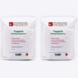 1 Kg Teppich Reinigungspulver Raumrein passend für Lux Vorwerk