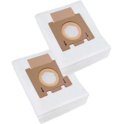 10 Staubsaugerbeutel für Hoover Telios Extra TX80PET 011 kompatibel