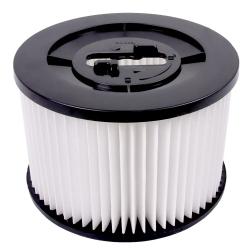 Lamellenfilter für Bosch AdvancedVac 20 kompatibel, Filterkartusche für Nass-Trockensauger