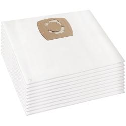 10 Staubsaugerbeutel aus Vlies für Scheppach ASP30-0, ASP30-OES, ASP30-ES kompatibel