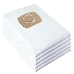 5 Staubsaugerbeutel für Makita VC4210M und Beutel W107418353 kompatibel, Vliesfiltersack Filtertüte