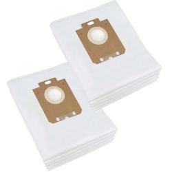 10 Staubsaugerbeutel für AEG VX8 2 6IW Ultra Silence Ice White SG kompatibel