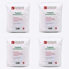 2 Kg Teppich Reinigungspulver Raumrein passend für Lux Vorwerk